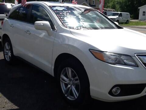 2013 Acura RDX for sale at Lance Motors in Monroe Township NJ