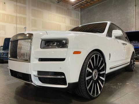 2019 Rolls-Royce Cullinan for sale at Platinum Motors in Portland OR