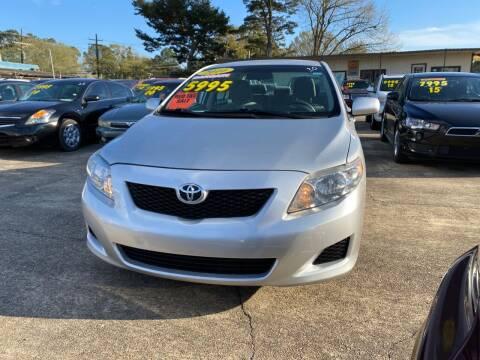 2010 Toyota Corolla for sale at Port City Auto Sales in Baton Rouge LA