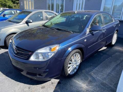 2008 Saturn Aura for sale at Certified Motors in Bear DE