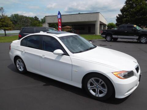 2008 BMW 3 Series for sale at North State Motors in Belvidere IL