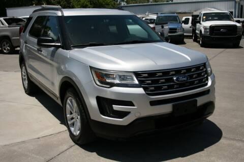 2017 Ford Explorer for sale at Mike's Trucks & Cars in Port Orange FL
