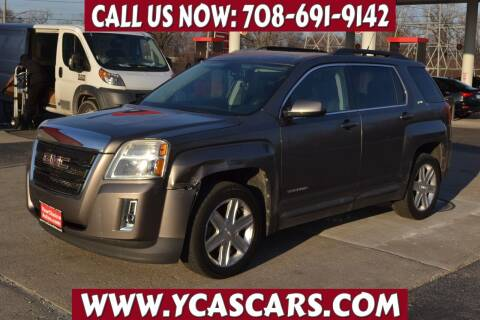 2011 GMC Terrain for sale at Your Choice Autos - Crestwood in Crestwood IL