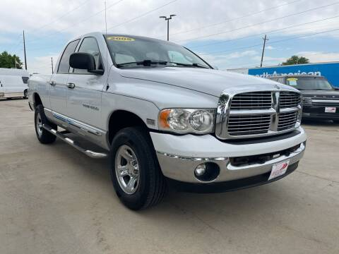 2005 Dodge Ram Pickup 1500 for sale at AP Auto Brokers in Longmont CO