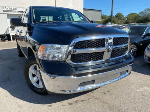 2017 RAM Ram Pickup 1500 for sale at KAYALAR MOTORS in Houston TX