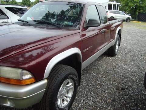 2002 Dodge Dakota for sale at Branch Avenue Auto Auction in Clinton MD