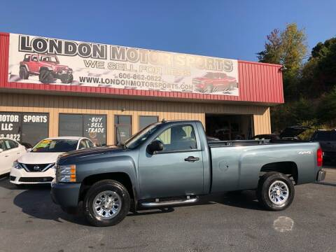 2008 Chevrolet Silverado 1500 for sale at London Motor Sports, LLC in London KY