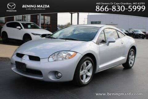 2006 Mitsubishi Eclipse for sale at Bening Mazda in Cape Girardeau MO