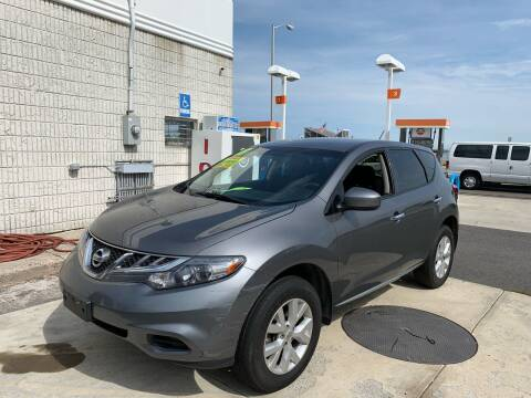 2013 Nissan Murano for sale at Quincy Shore Automotive in Quincy MA