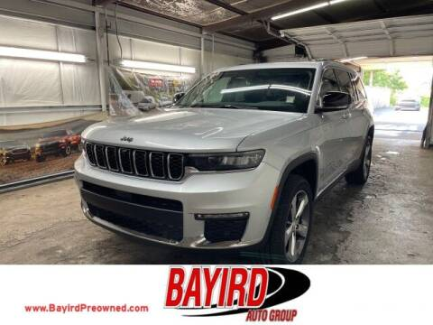 2021 Jeep Grand Cherokee L for sale at Bayird Truck Center in Paragould AR