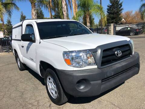 2008 Toyota Tacoma for sale at Moun Auto Sales in Rio Linda CA