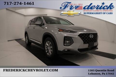 2020 Hyundai Santa Fe for sale at Lancaster Pre-Owned in Lancaster PA