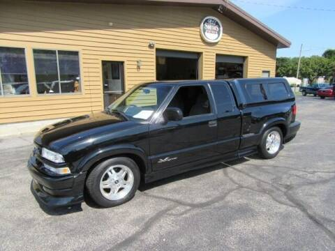 2002 Chevrolet S-10 for sale at Bill Smith Used Cars in Muskegon MI