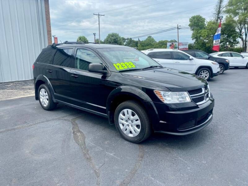 2015 Dodge Journey for sale at Used Car Factory Sales & Service Troy in Troy OH