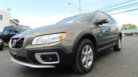 2010 Volvo XC70 for sale at Action Automotive Service LLC in Hudson NY