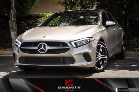 2020 Mercedes-Benz A-Class for sale at Gravity Autos Atlanta in Atlanta GA
