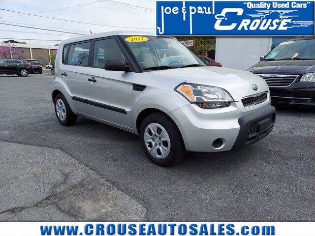 2011 Kia Soul for sale at Joe and Paul Crouse Inc. in Columbia PA