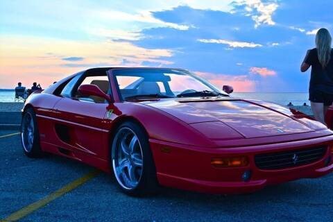1996 Ferrari F355 for sale at Island Motor Cars in Nesconset NY