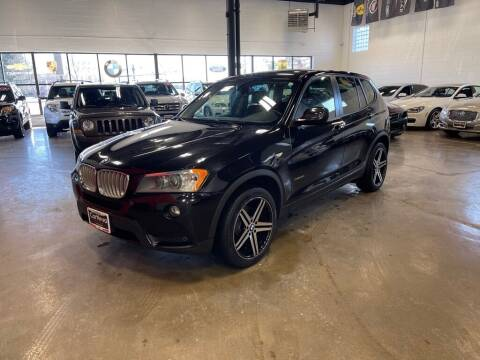 2014 BMW X3 for sale at CarNova in Sterling Heights MI