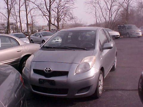 2010 Toyota Yaris for sale at Bates Auto & Truck Center in Zanesville OH