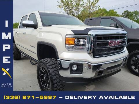 2014 GMC Sierra 1500 for sale at Impex Auto Sales in Greensboro NC