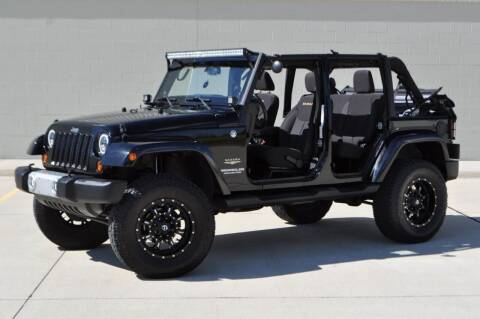 2013 Jeep Wrangler Unlimited for sale at Select Motor Group in Macomb Township MI