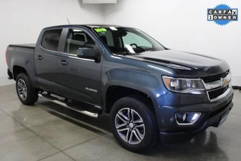 2019 Chevrolet Colorado for sale at Bob Clapper Automotive, Inc in Janesville WI