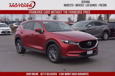 2017 Mazda CX-5 for sale at Choice Motors in Merced CA