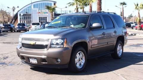 2012 Chevrolet Tahoe for sale at Okaidi Auto Sales in Sacramento CA