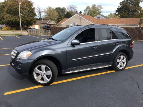 2010 Mercedes-Benz M-Class for sale at CPM Motors Inc in Elgin IL