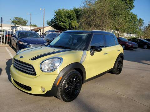 2012 MINI Cooper Countryman for sale at Star Autogroup, LLC in Grand Prairie TX