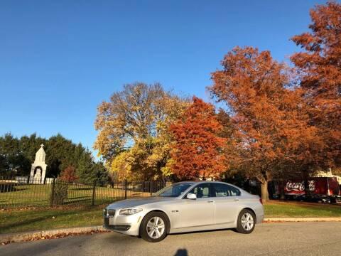 2011 BMW 5 Series for sale at German Motors in Providence RI