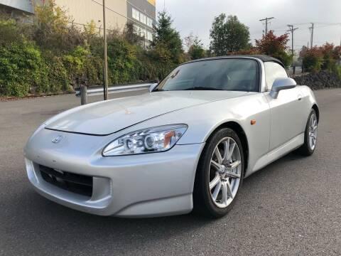 2005 Honda S2000 for sale at South Tacoma Motors Inc in Tacoma WA