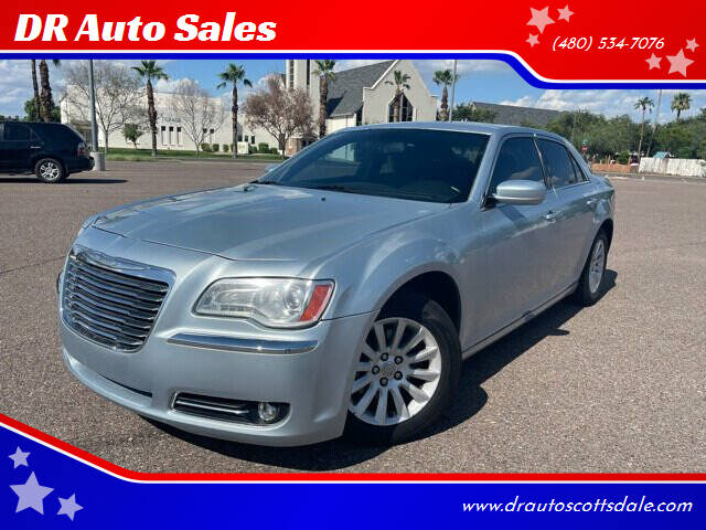 2013 Chrysler 300 for sale at DR Auto Sales in Scottsdale AZ