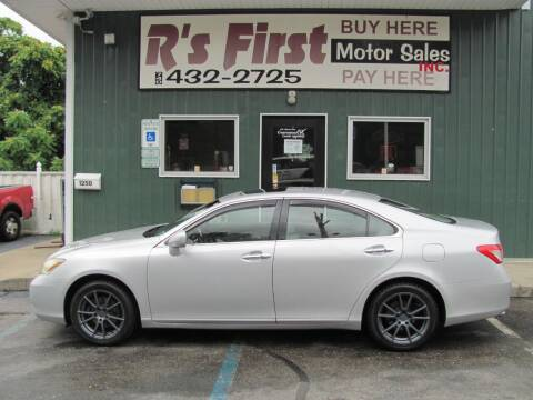 2007 Lexus ES 350 for sale at R's First Motor Sales Inc in Cambridge OH