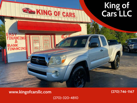 2008 Toyota Tacoma for sale at King of Cars LLC in Bowling Green KY