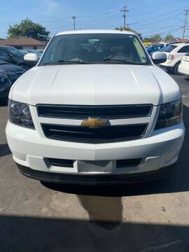 2009 Chevrolet Tahoe for sale at Right Choice Automotive in Rochester NY