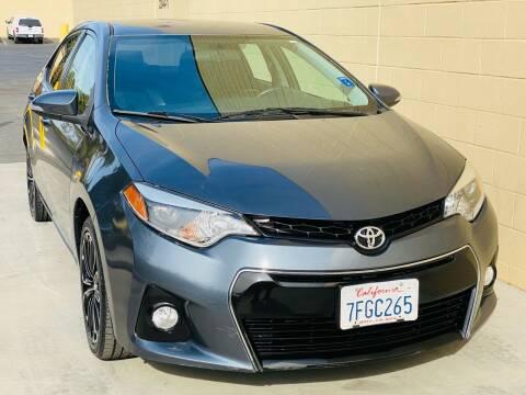 2014 Toyota Corolla for sale at Auto Zoom 916 in Rancho Cordova CA