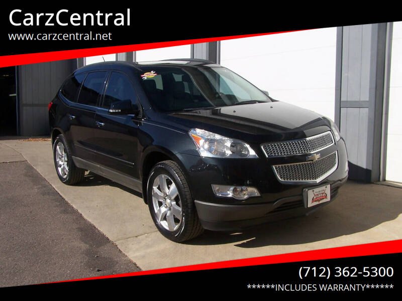 2011 Chevrolet Traverse for sale at CarzCentral in Estherville IA