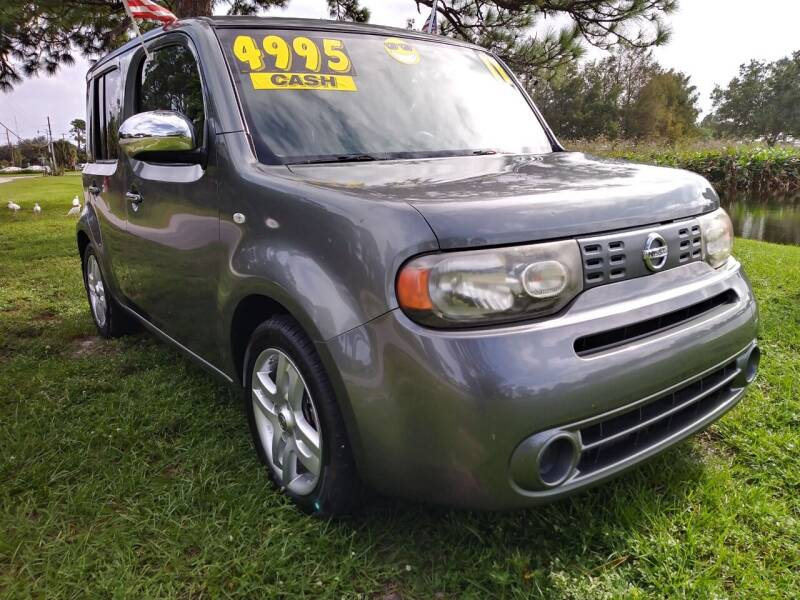 2011 Nissan cube for sale at AFFORDABLE AUTO SALES OF STUART in Stuart FL