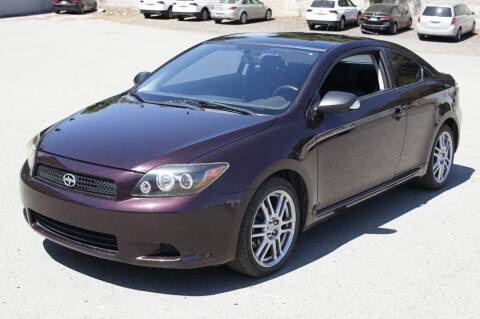 2008 Scion tC for sale at Sports Plus Motor Group LLC in Sunnyvale CA