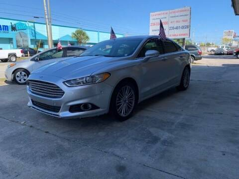 2013 Ford Fusion Hybrid for sale at Eastside Auto Brokers LLC in Fort Myers FL