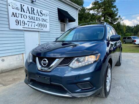 2016 Nissan Rogue for sale at Karas Auto Sales Inc. in Sanford NC