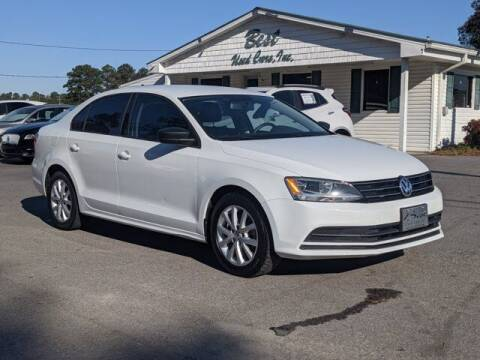 2015 Volkswagen Jetta for sale at Best Used Cars Inc in Mount Olive NC