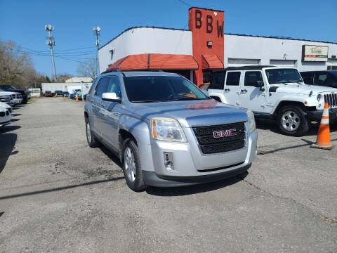 2012 GMC Terrain for sale at Best Buy Wheels in Virginia Beach VA