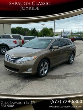 2010 Toyota Venza for sale at Sapaugh Classic Joyride in Salem MO