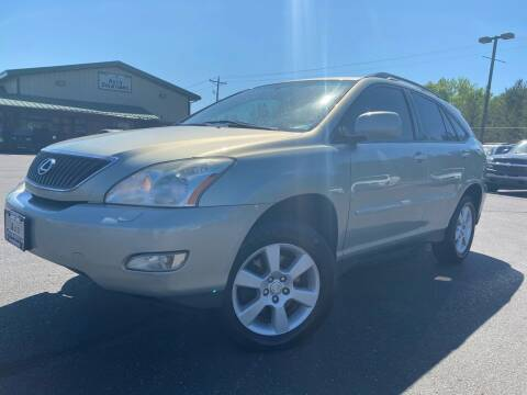 2004 Lexus RX 330 for sale at Lakes Area Auto Solutions in Baxter MN