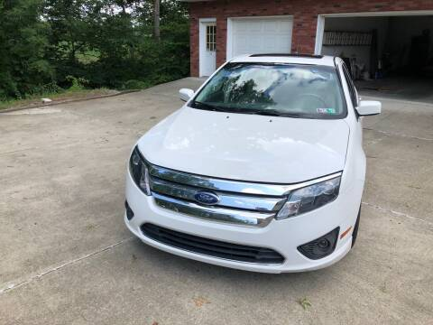 2010 Ford Fusion for sale at Stan's Auto Sales Inc in New Castle PA