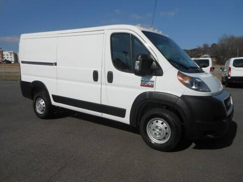2019 RAM ProMaster Cargo for sale at Benton Truck Sales - Cargo Vans in Benton AR