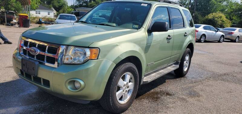 2008 Ford Escape for sale at AUTO NETWORK LLC in Petersburg VA